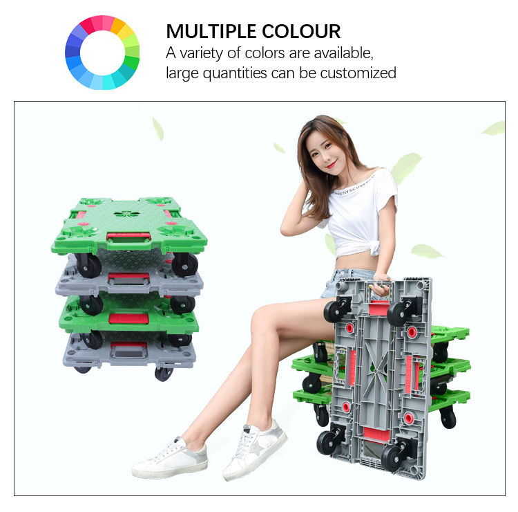 Weightlifting quietly awesome stackable multiple colour cart with adjustable armrest