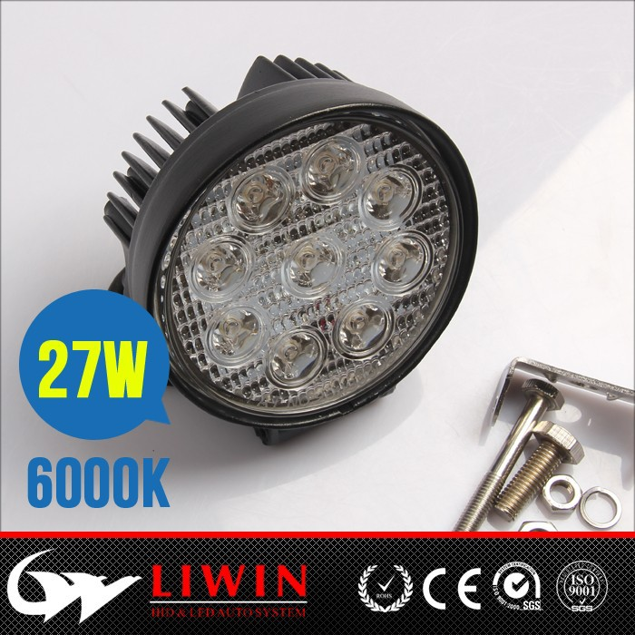 LVWON The Hottest Atv Acceories Off Road Driving Lights Car Mini Jeep Led 27W Led Work Light