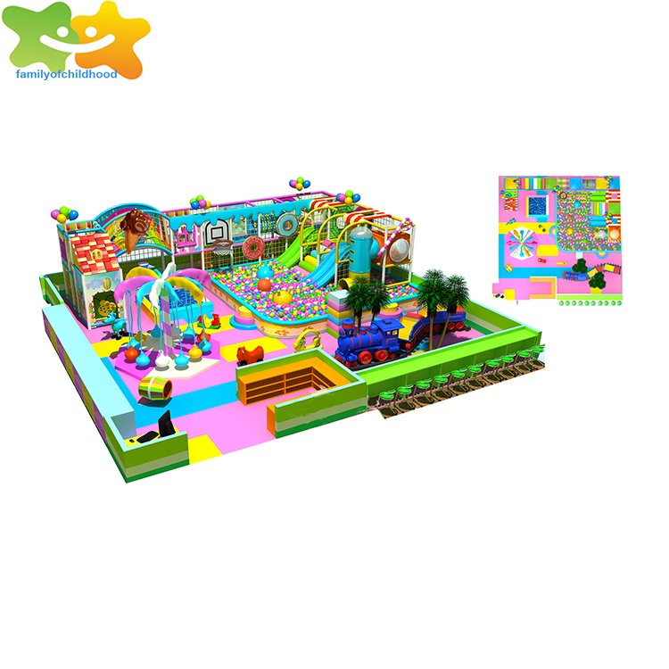 baby indoor soft play equipment amusement park for play