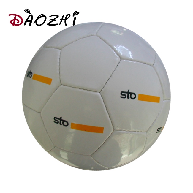 Size 5 American soccer ball glowing best PVC PU leather laminated football