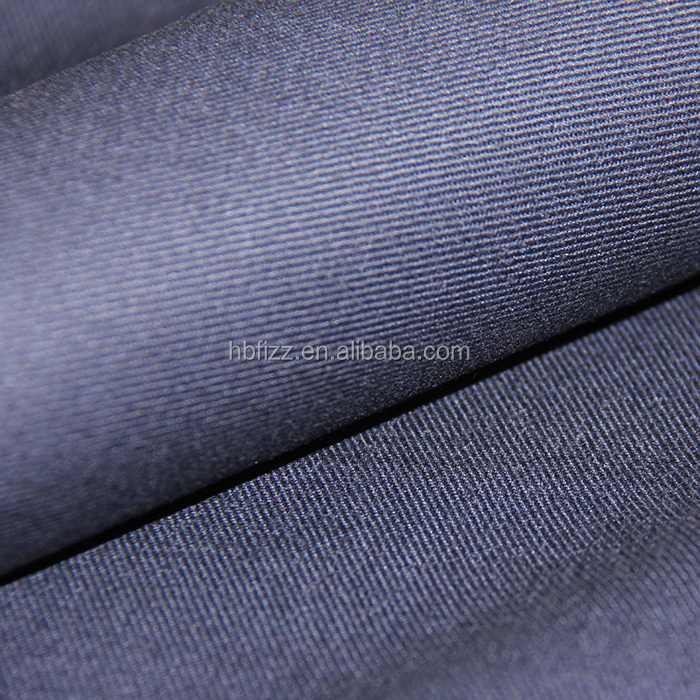 high quality T/C fabric twill dyed fabric
