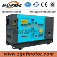 With 4b3.9-g1/g2 engine and stamford alternator, Nianfeng 20kW silent diesel generator set