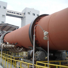 Advanced drying and calcining technology rotary cement kiln