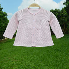 Bulk Wholesale Clothing Baby Sweater Design Knitted Sweaters for Babies