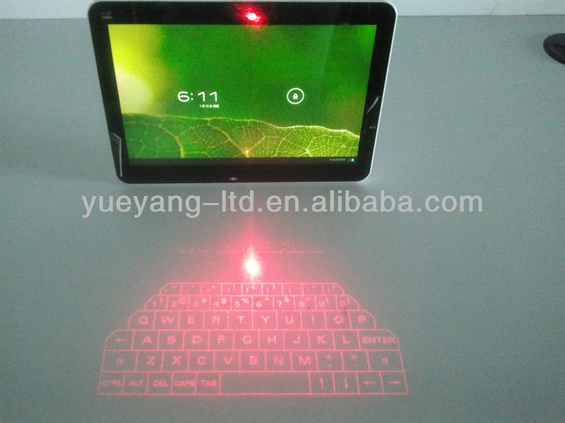 top manufacturer laser virtual keyboard module for tablet