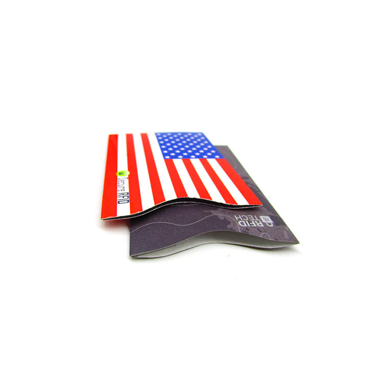 Waterproof Credit Card Cover With Rfid Blocking Card Sleeves