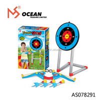 Sport shooting archery target games toy bow and arrow for kids