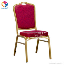 Hotel Furniture Meeting Hall Cast Aluminum Table And Chair