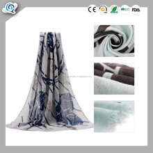New South Korean winter cotton pleated crumple scarf fashion all-match family name wind Sen lady temperament Scarf Shawl