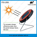 2016 Good quality New Solar reading lamp Solar powered lamp for African off-grid areas
