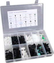 TC BV Certification 255pc Hardware Assorted Auto Fasteners And Clips