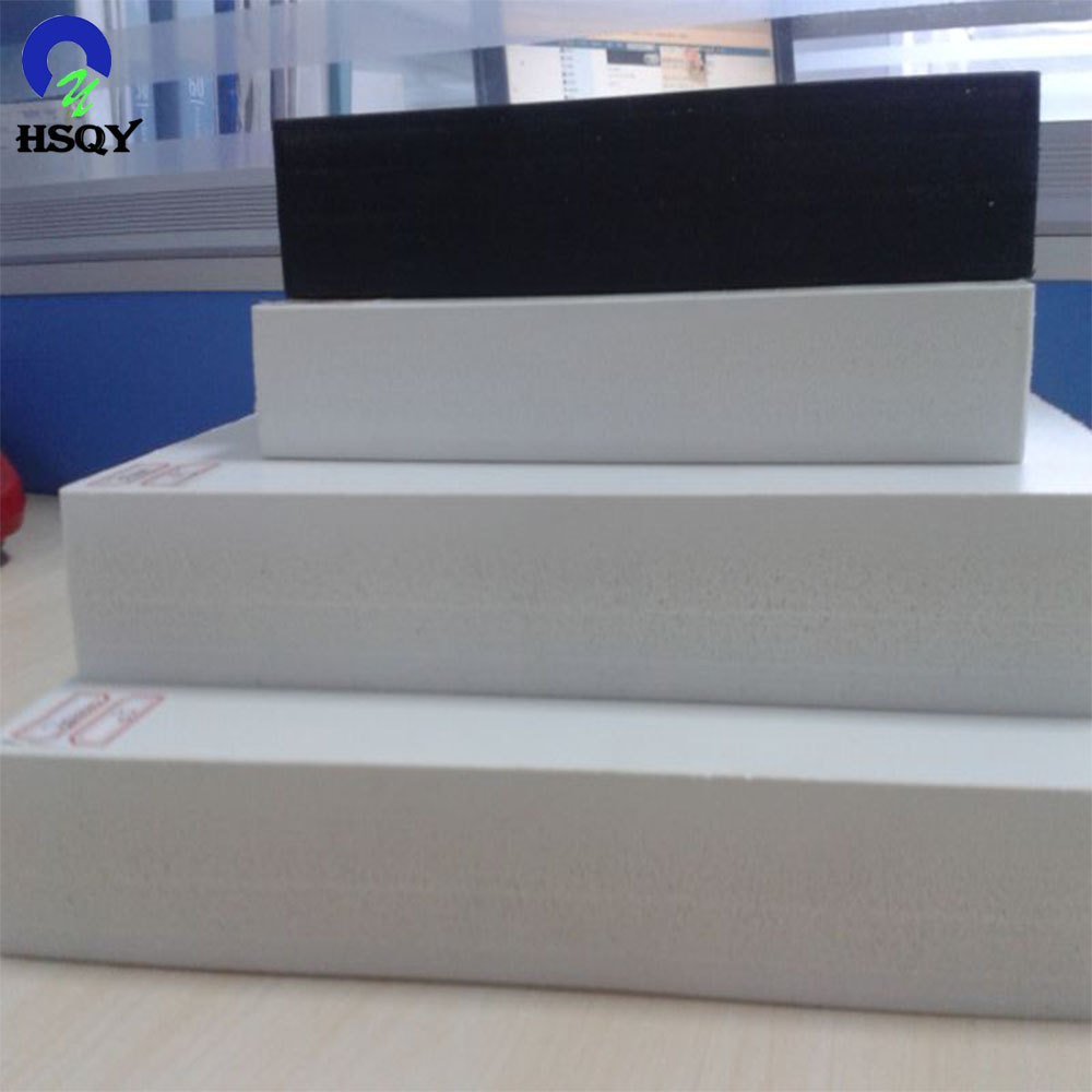 Top Quality 4x8 pvc foam sheet 25mm