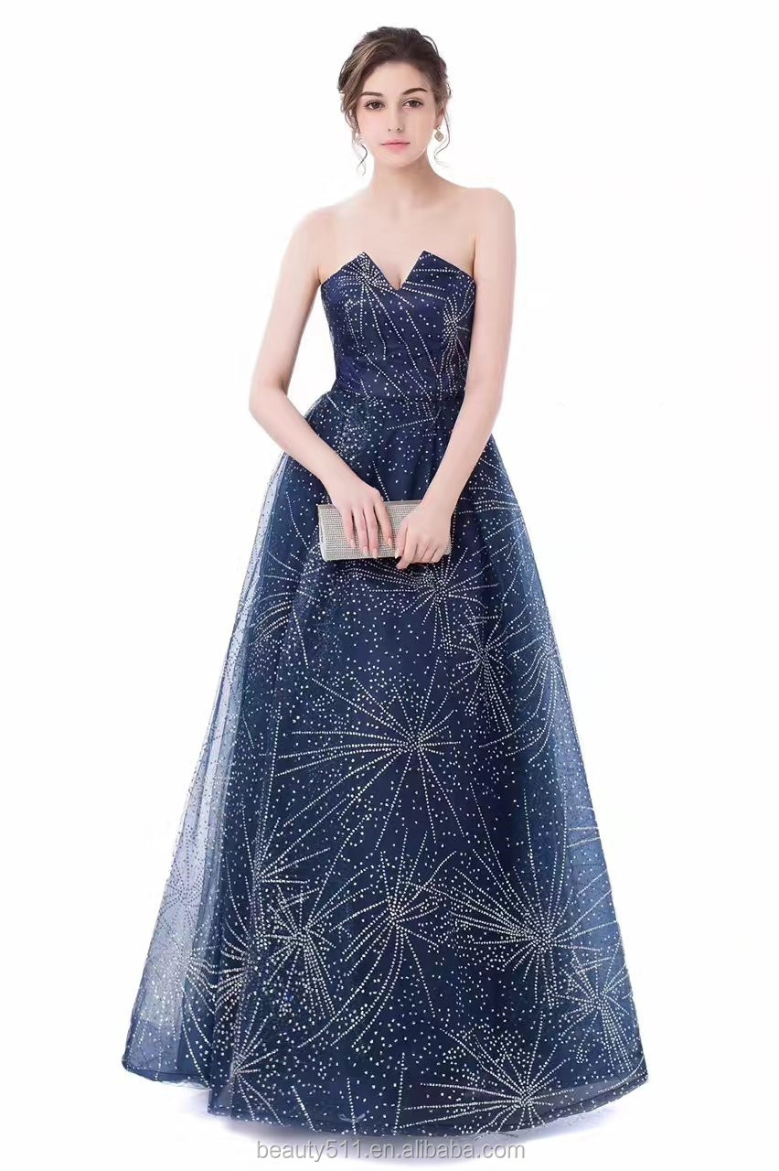 New Style Custom Made Elegant A-line sweetheart lace with crystal formal long evening dress prom dresses ED560