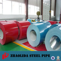 import from china ! 0.12-2.0mm 550mpa ppgi prepainted gi rolling hot rolled ppgi steel coil