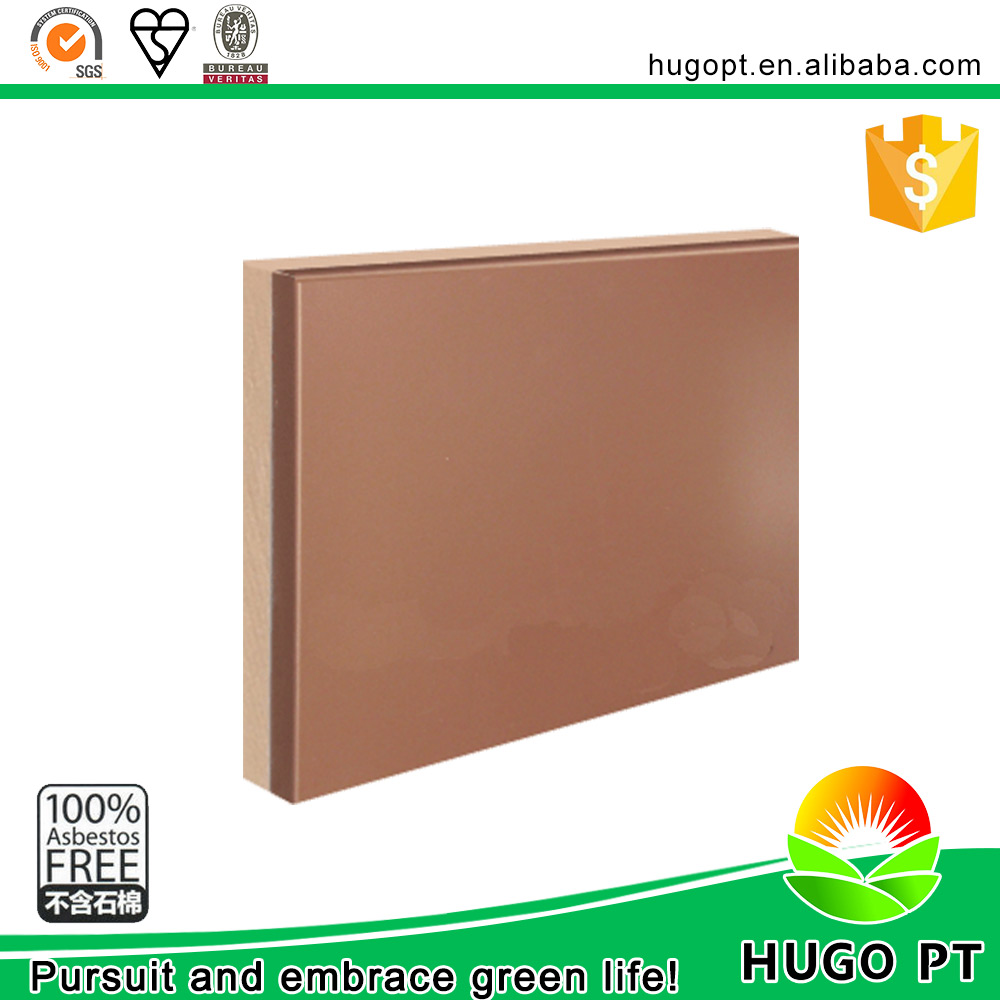 Heat High Temperature Decorative Calcium Silicate Insulation Board