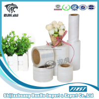 Industry grade packaging plastic roll film/ stretch film