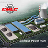 Biomass Gasification Power Plant Electricity Generation