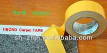 double sided adhesive cloth duct tape for concrete