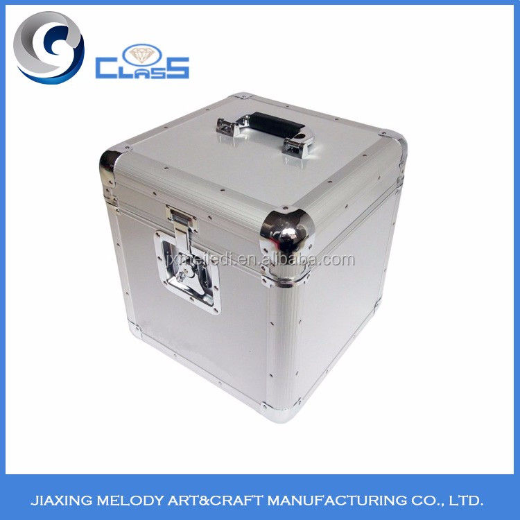 China factory direct sale price beautiful practical Aluminum storage case