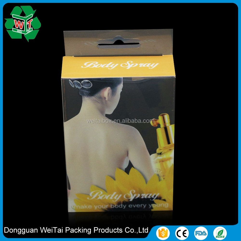 Custom design transparent wholesale clear plastic soap packaging boxes