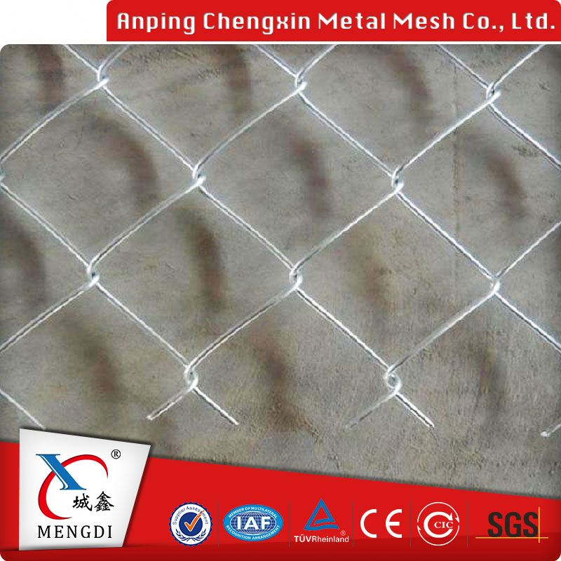 Low Price China Manufacturer cheap garden gates used chain link fence panels mesh