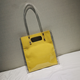 New 2018 transparent Korean handbag linen shoulder bag for travel