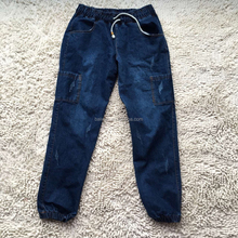Readymade garment factory price mens jeans