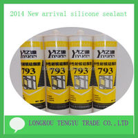 long-range elasticity,One-component structral neutral silicone sealant