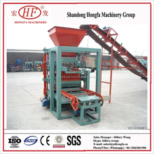 qt4-26 Slag Brick Machine/Good Price Bricks Machine/Hydraulic Brick Molding Machine