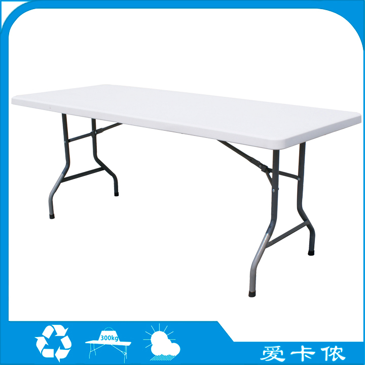 Rectangular Folding Used School Furniture Plastic Tables And Chairs