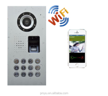 New Wifi Doorbell Camera Wireless Video Intercom Phone Control IP Door Phone Wireless Door bell