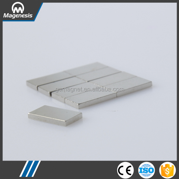 Factory wholesale reliable quality high grade ndfeb n50 magnet factory