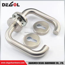 Wholesale stainless steel lever replacement wood handle for garden hoe