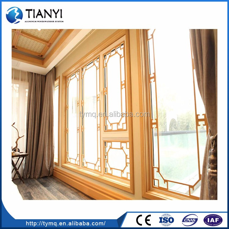 100% Hot Sale Solid Wood Window