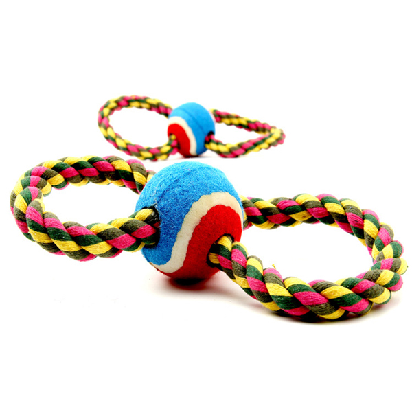Pet products/Dog rope toys 28CM unique pet products wholesale