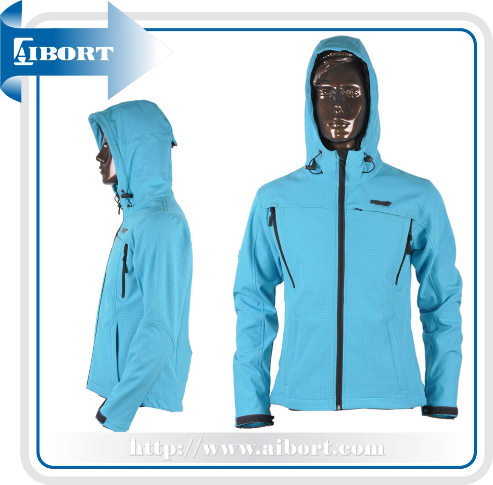 varsity winter waterproof jacket for women