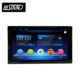 7inch capacitive screen gps bluetooth Mirror link radio WIFI 2din android7.1 car player dvd stereo