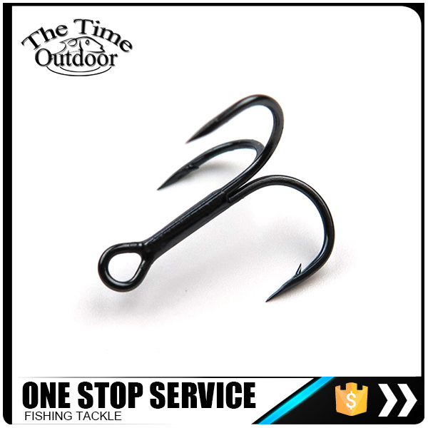 High Carbon Steel Wholesale Treble Hooks Fishing Hook For Fishing