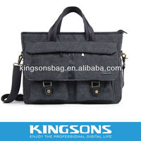 Canvas laptop bag,handbags computer ,popular handbags notebook