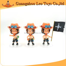 Wholesale Anime Characters Portgas D Ace Action One Piece Figure
