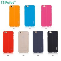 colorful mobile phone case,slim TPU phone case for iPhone 6/S