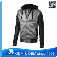 Custom Popular Style Winter Jacket for Young Man