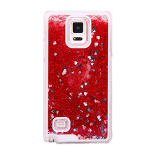 5 inch bling glitter mobile phone case for moto g4 plus