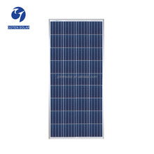 Widely used superior quality pv solar panel price 150w