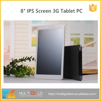 8 inch Android 5.1 8GB 3G Octa Core MTK6592 IPS Screen 1280*800 Tablet PC