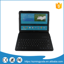 Product warranty high quality leather keyboard case for ipad