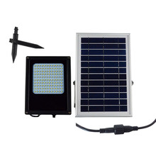 2018 SUPER Bright waterproof modular outdoor solar led flood light