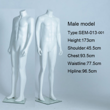 Cheap Male full-body Mannequins For Standing New Design Hot Sale
