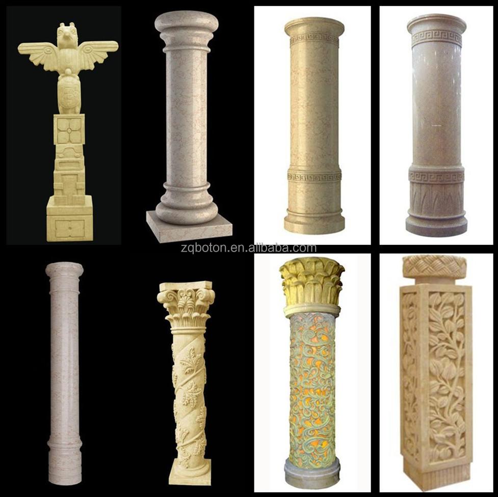 custom wedding pedestal columns/wholesale decorative pillars and