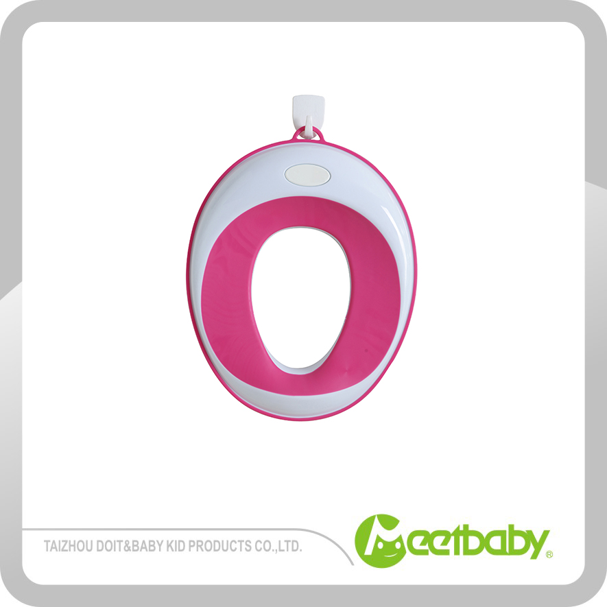 Sanitary and convenient baby potty toilet seat, toilet ring